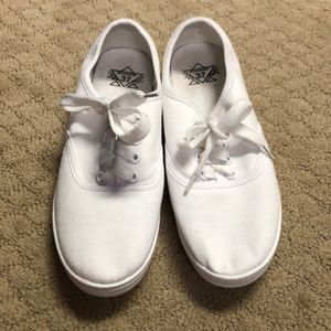 White Tennis Shoes NWOT